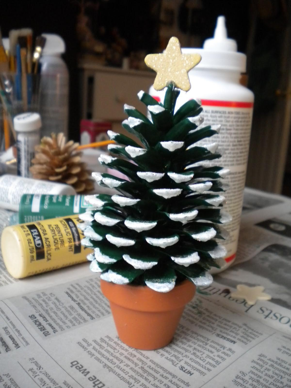 Pine Cone Christmas Tree Best Diy Tricks