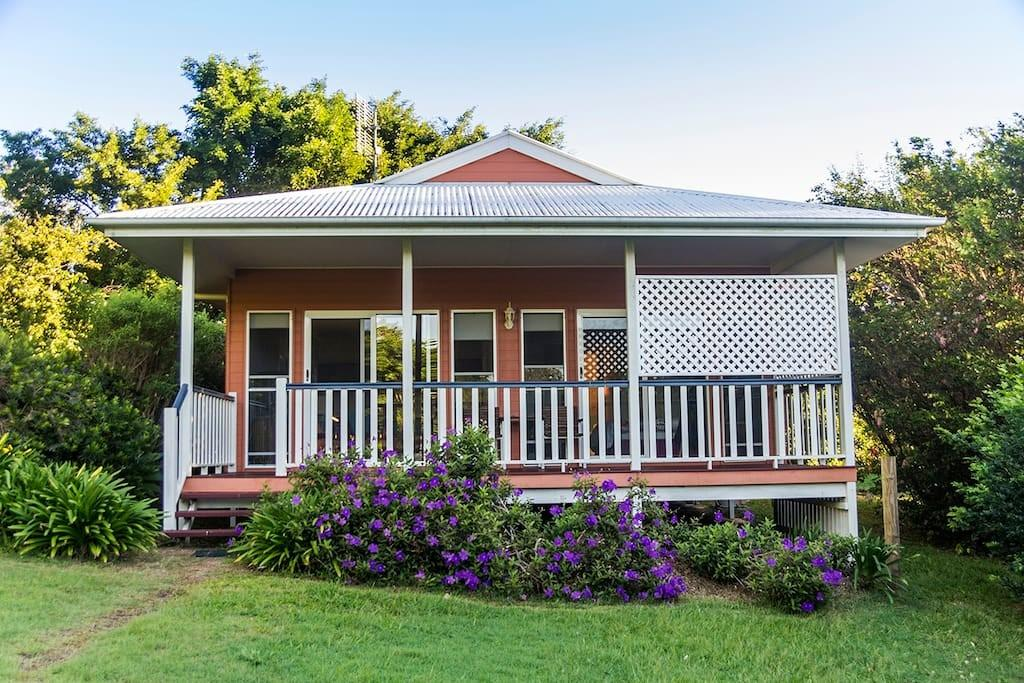 Pines Cottage Little Maleny Magic Holiday Homes