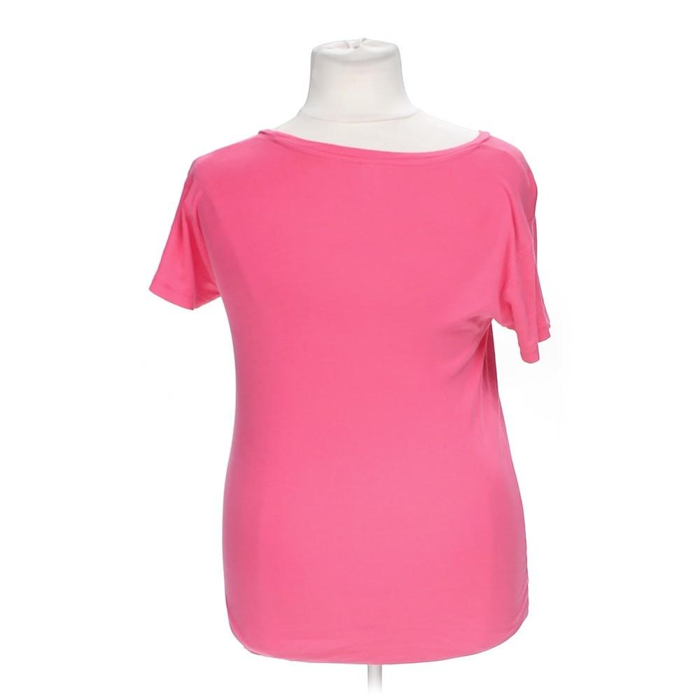 Pink Alternative Simple Tee