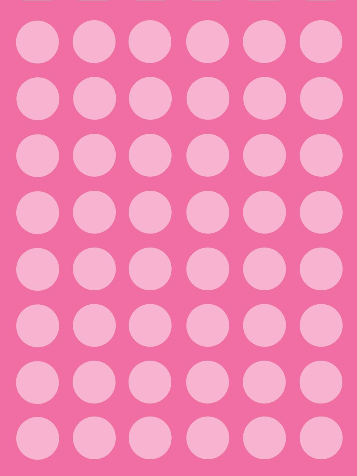Pink Polka Dot Wallpapersafari
