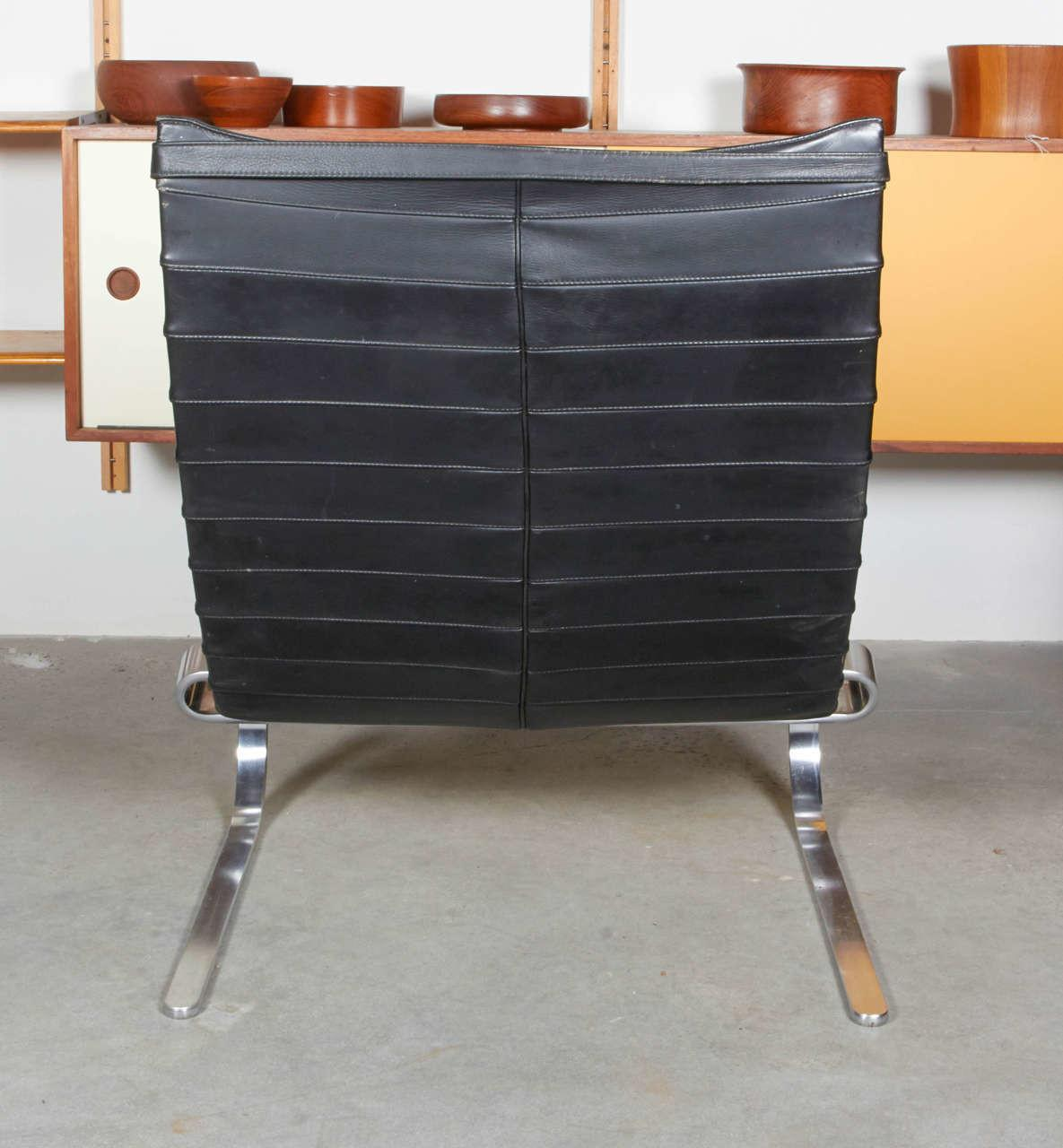 Pk20 Easy Chair Poul Kjaerholm 1stdibs
