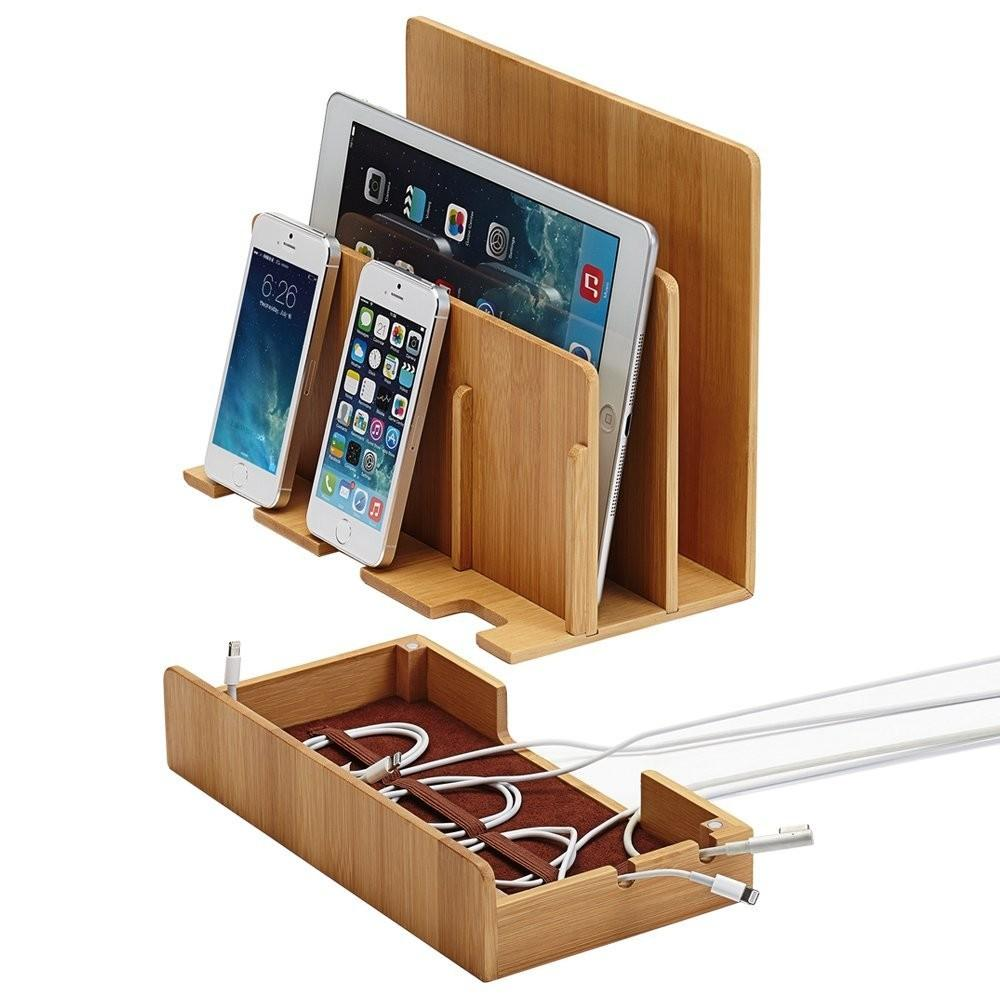 Planet Friendly Charging Station Multiple Devices