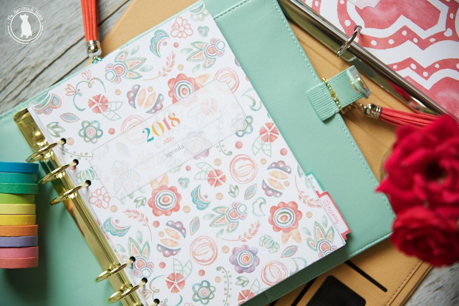 Planner 2018 Over 200 Customizable Files