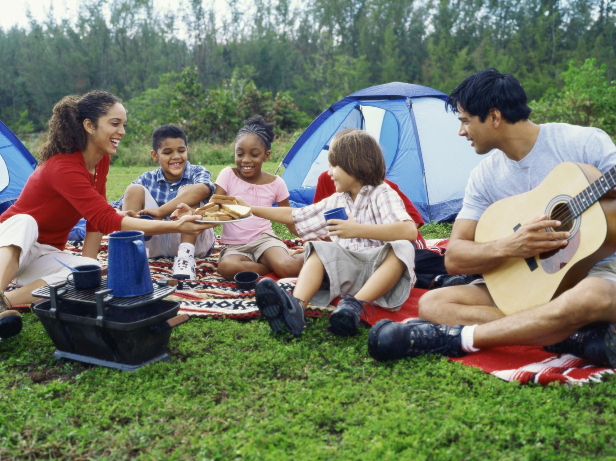 Planning Camping Memorial Day Weekend Here