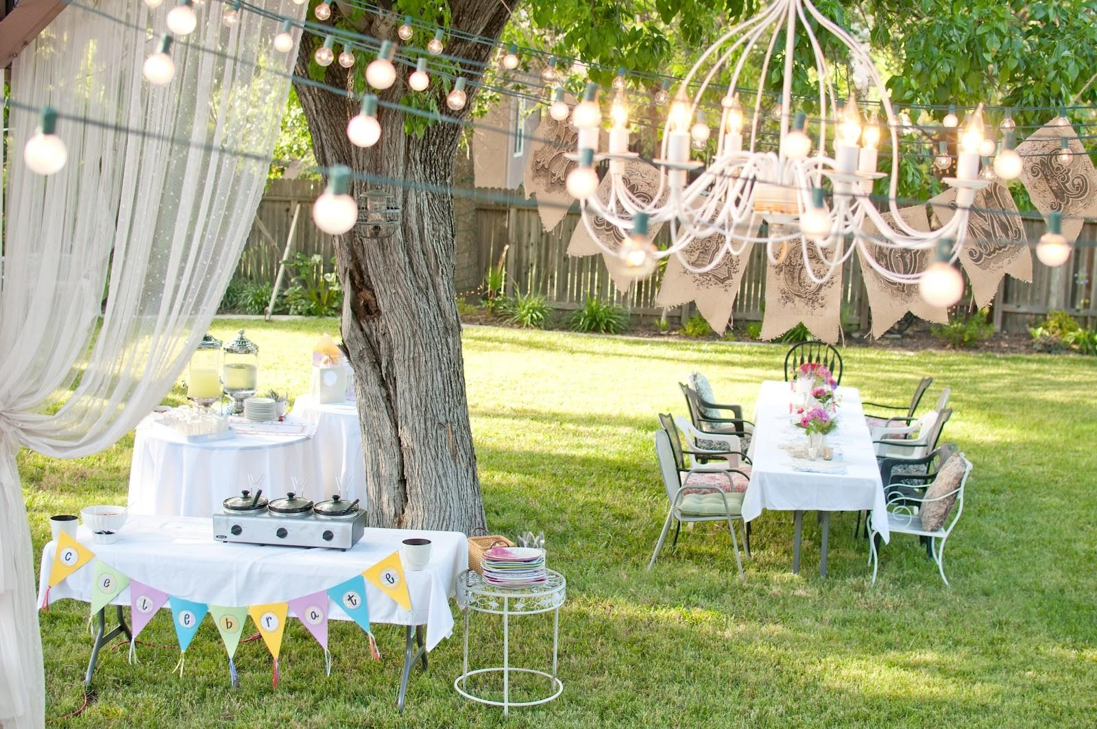 Planning Perfect Summer Party Trendy Fest