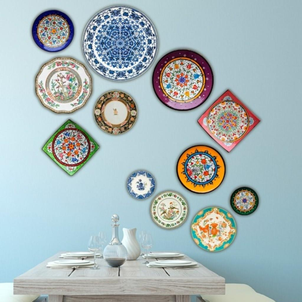Plate Wall Decor Life