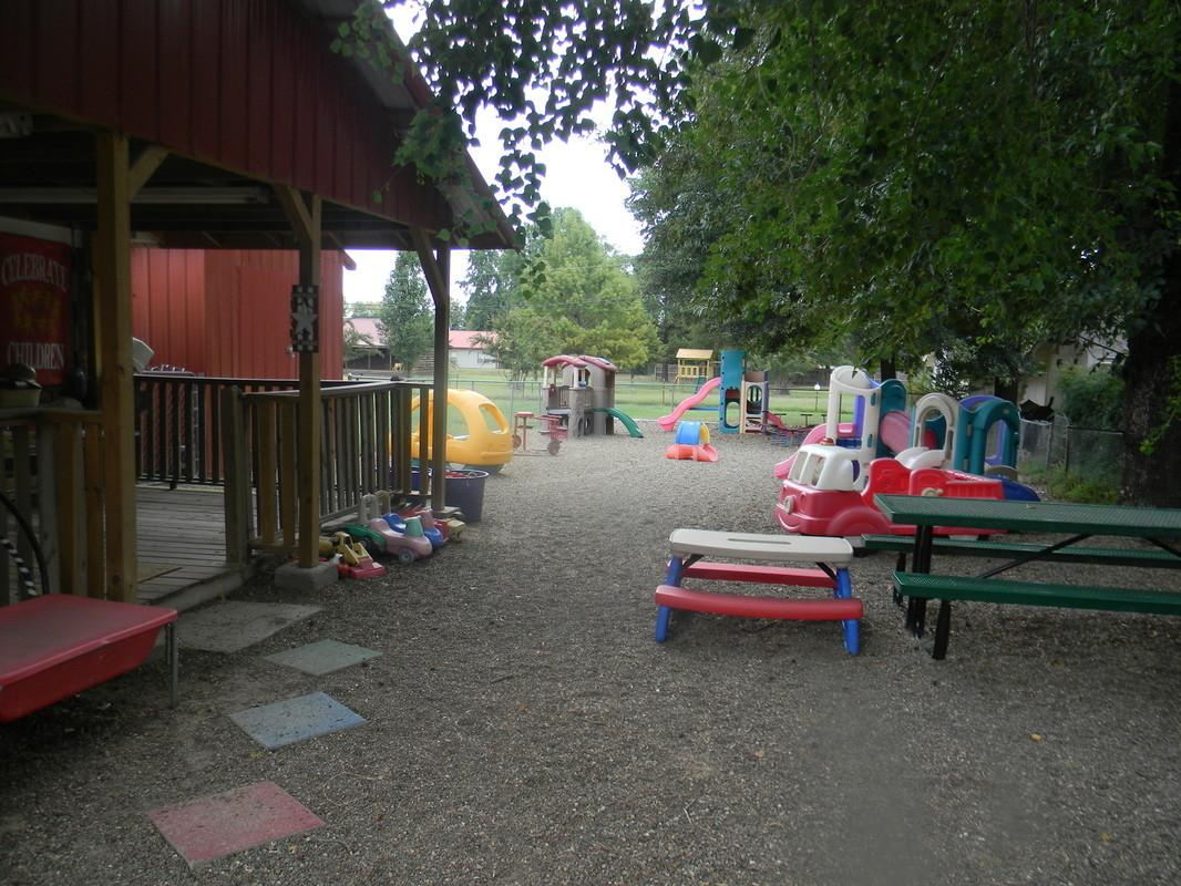 Playground Mrs Tammy Star Family Childcare Home