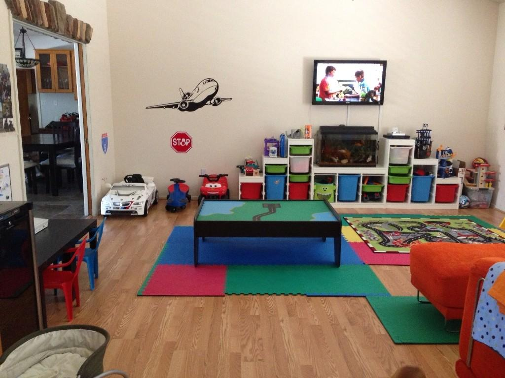 Playroom Storage Ideas Kids Best House Design