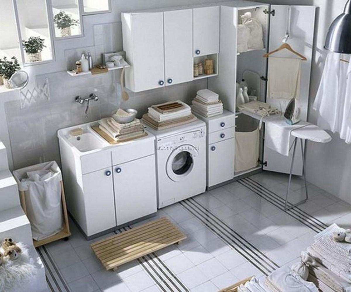 Pleasing Laundry Room Plus Small Spaces