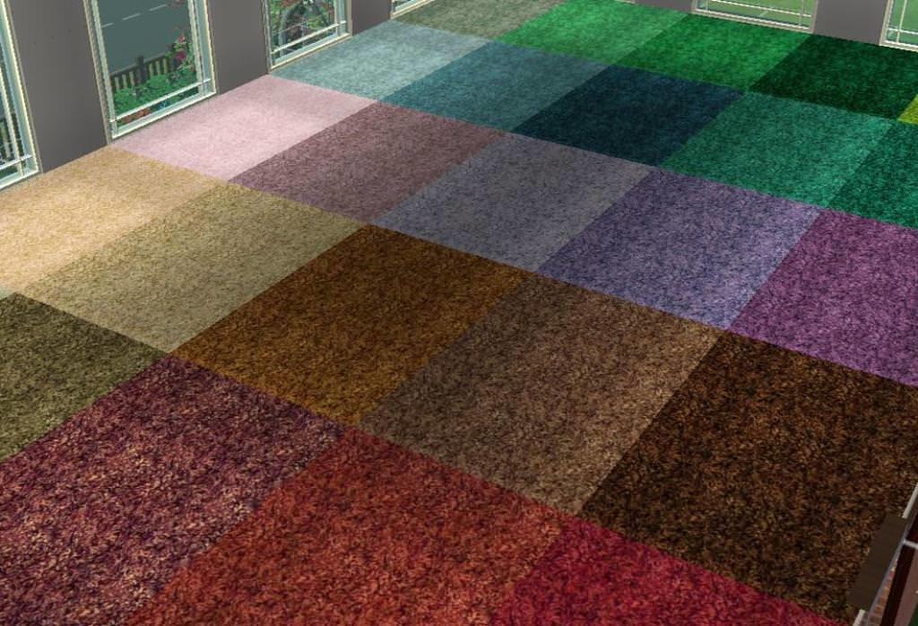 Plush Carpet Tiles Ideas Interior Home Design Decorate