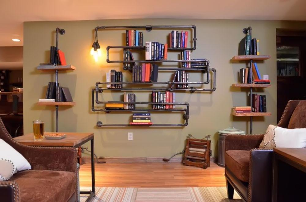 Plushemisphere Inspiration Creative Diy Bookshelf Designs