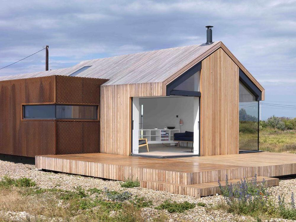 Pobble House Dungeness Guy Hollaway Architects Homeli
