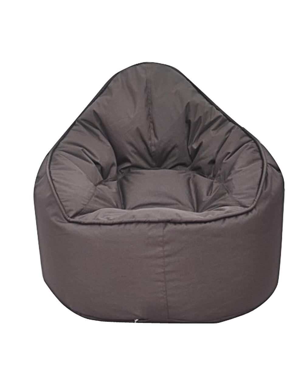 Pod Bean Bag Chair Brown Modern Mbb918rb