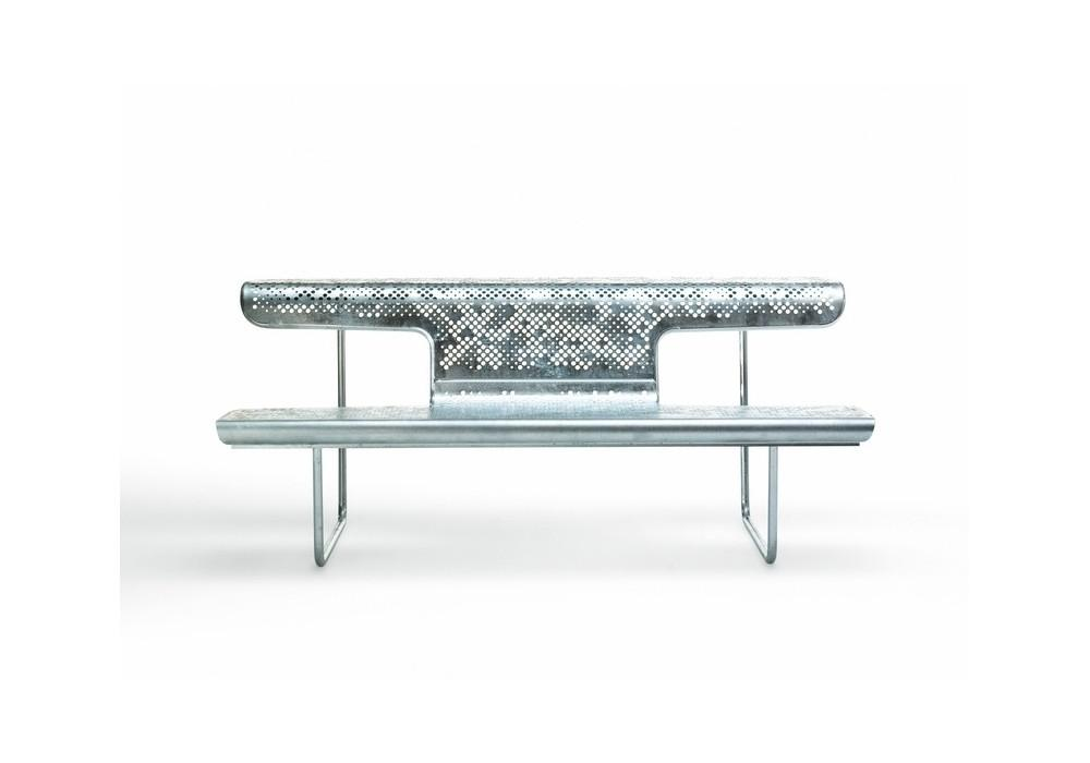 Poet Swiss Benches Barcelona Design Milia Shop