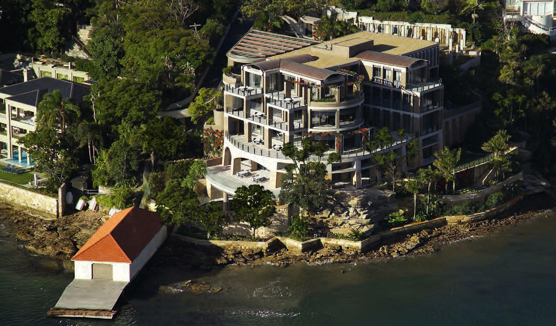 Point Piper Luxury Private Residence Farrell Coyne