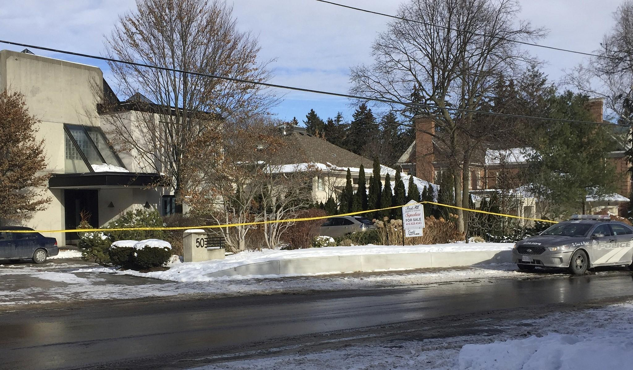 Police Awaiting Autopsies After Canadian Billionaire Wife