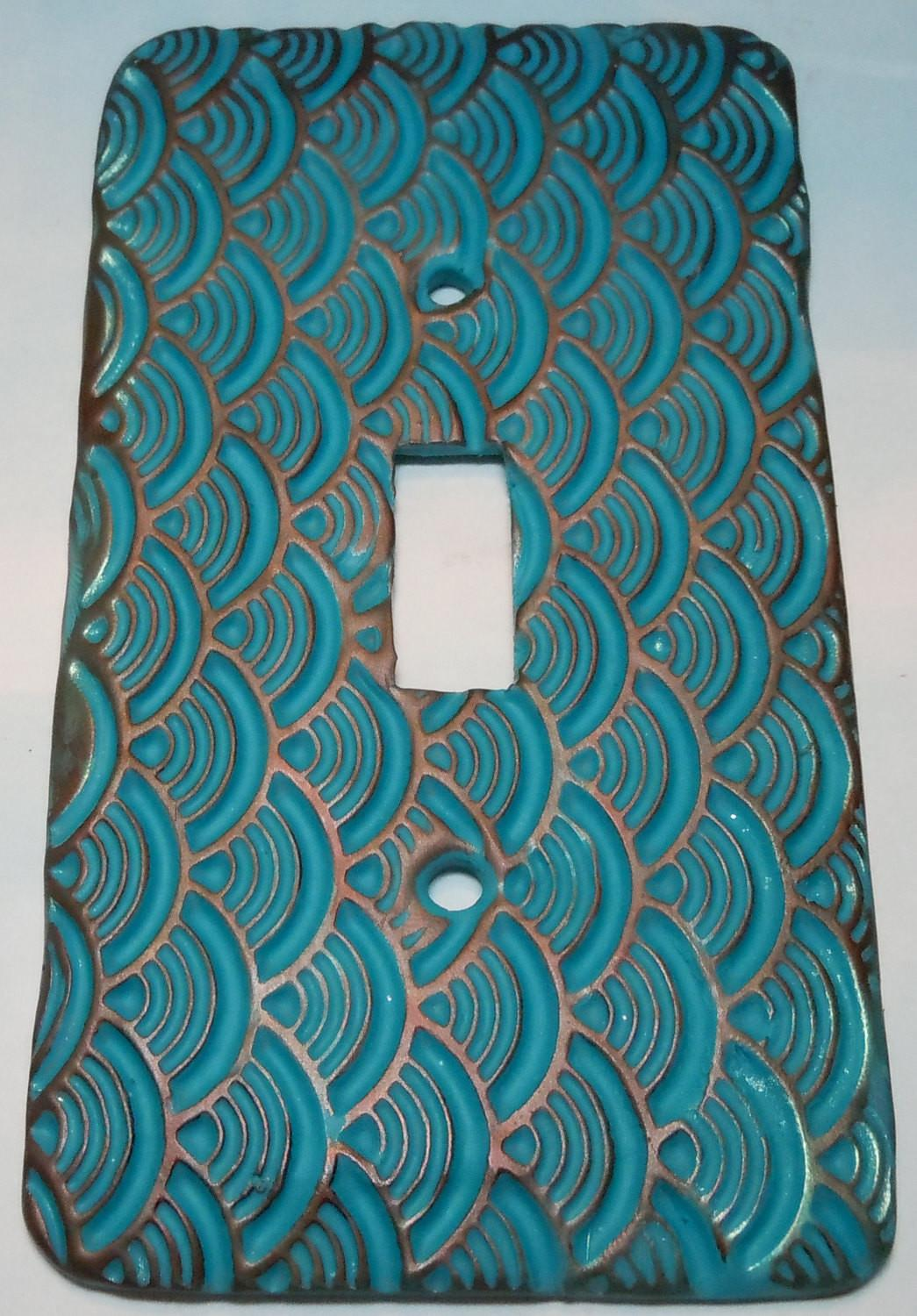 Polymer Clay Tutorial Make Your Own Light Switch Plate