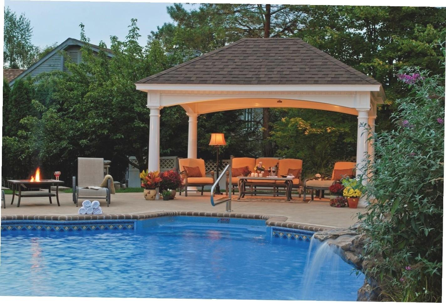 Pool Gazebo Kits Ideas