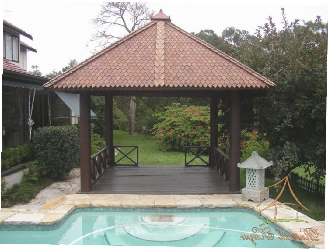 Pool Gazebo Plans Ideas