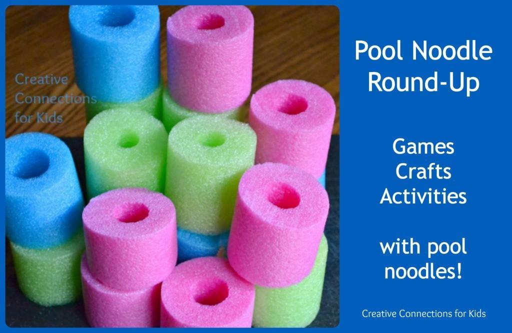 Pool Noodle Round