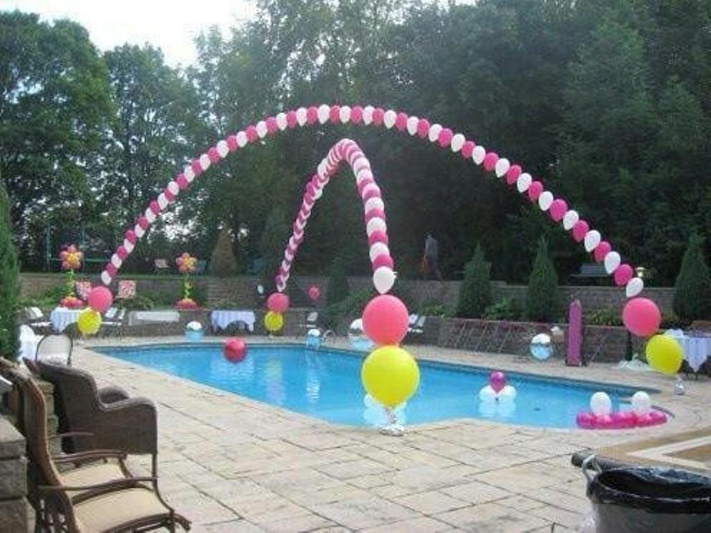 Pool Party Ideas Quality Pools Knoxville