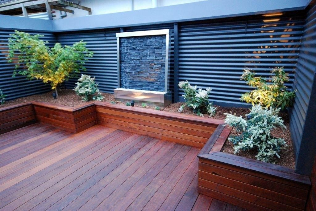 Pool Small Yard Nice Corner Outdoor Idea Best