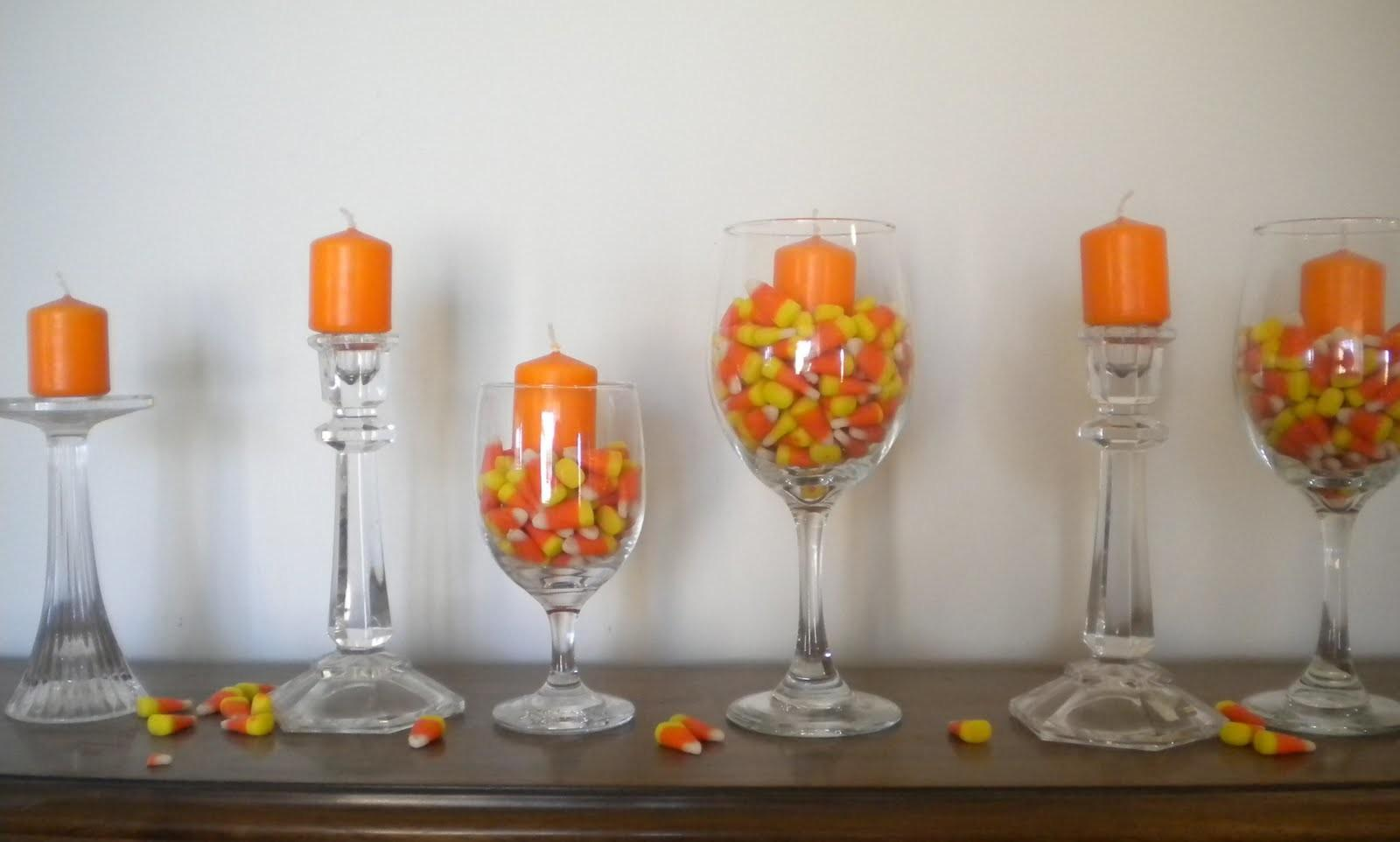 Poppies Play Super Easy Halloween Centerpieces