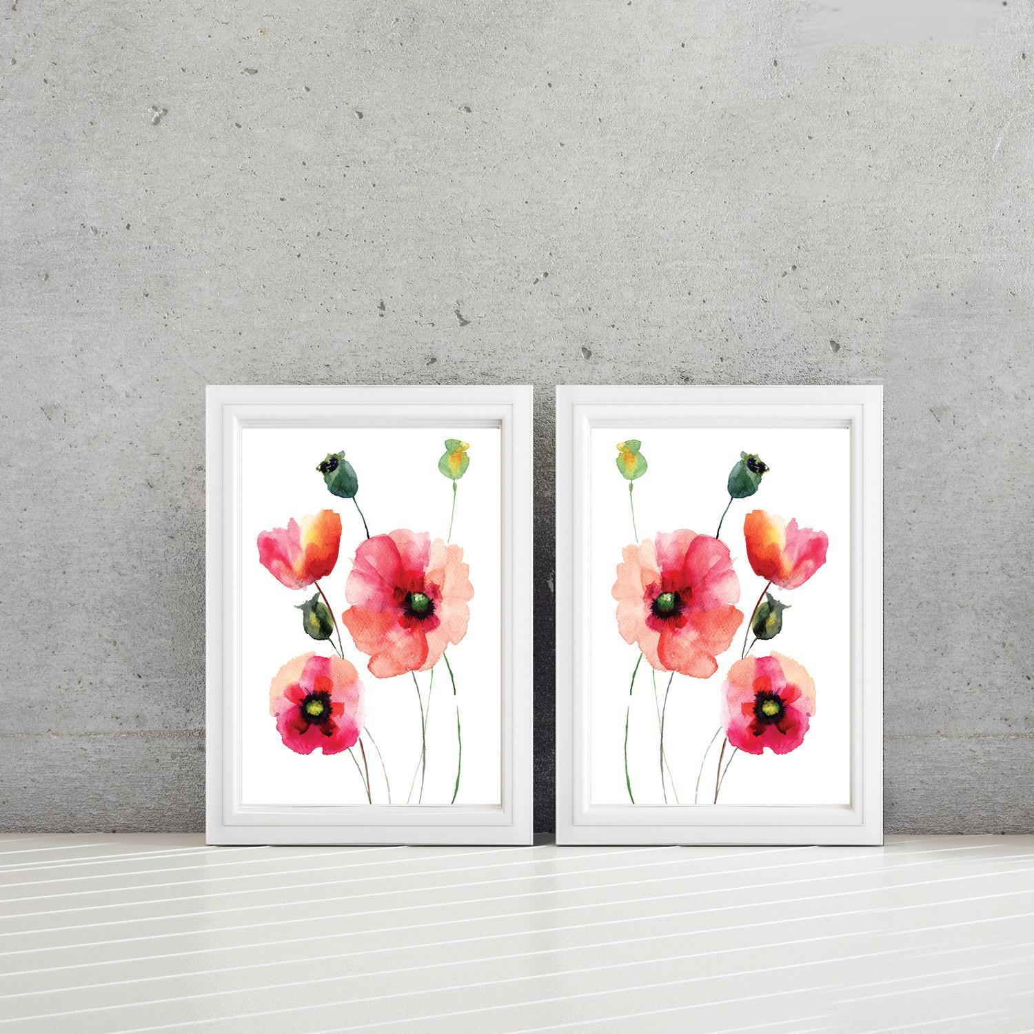 Poppy Home Decor Decorations Bring