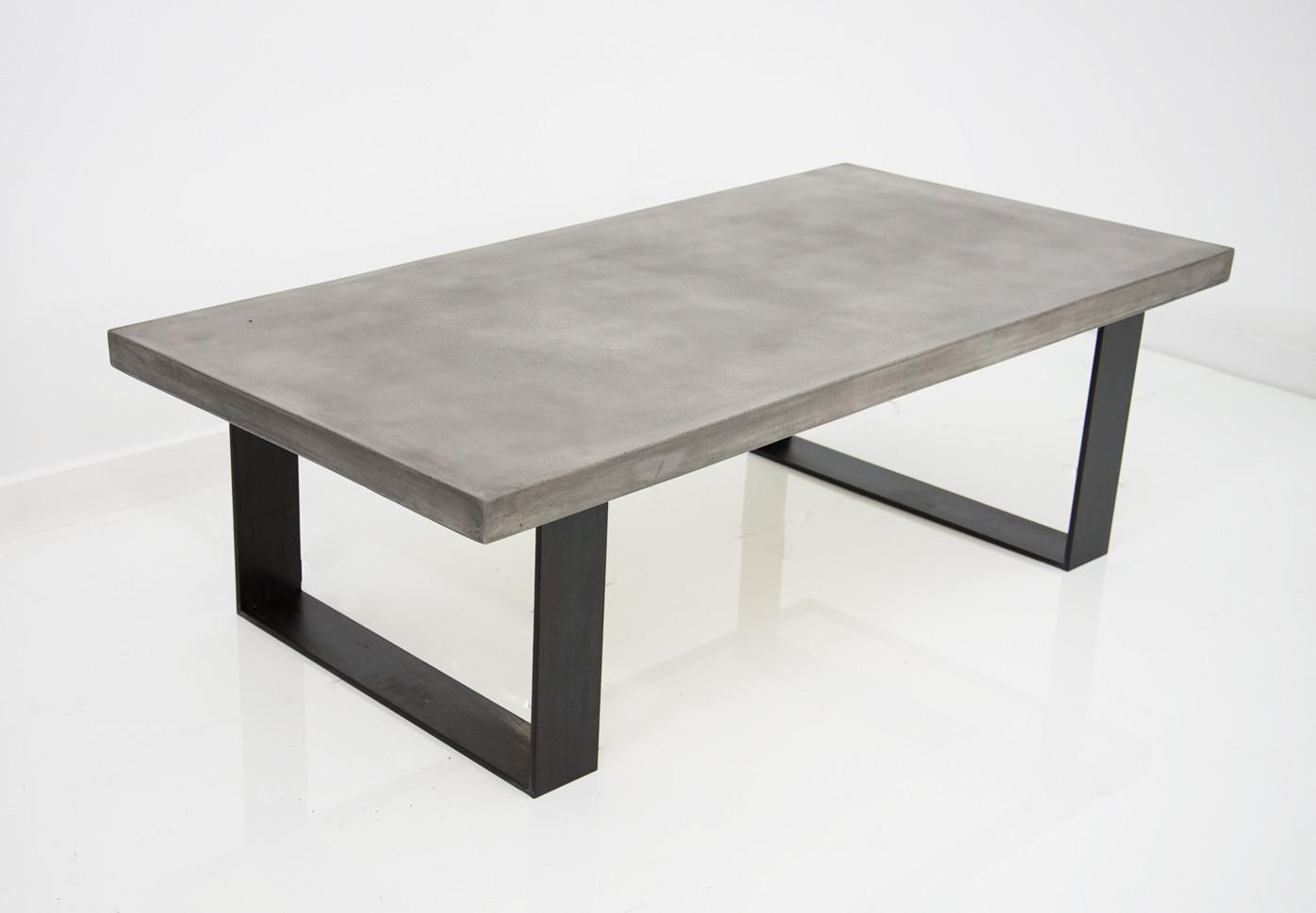 Popular 225 List Cement Coffee Table