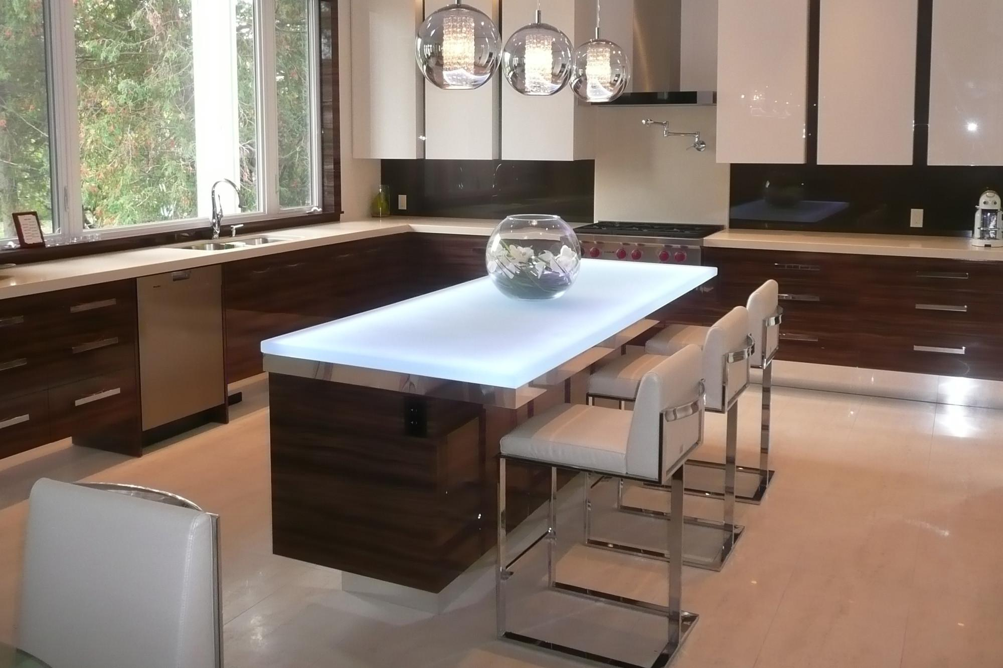 Popular Glass Countertop Types Cgd Countertops