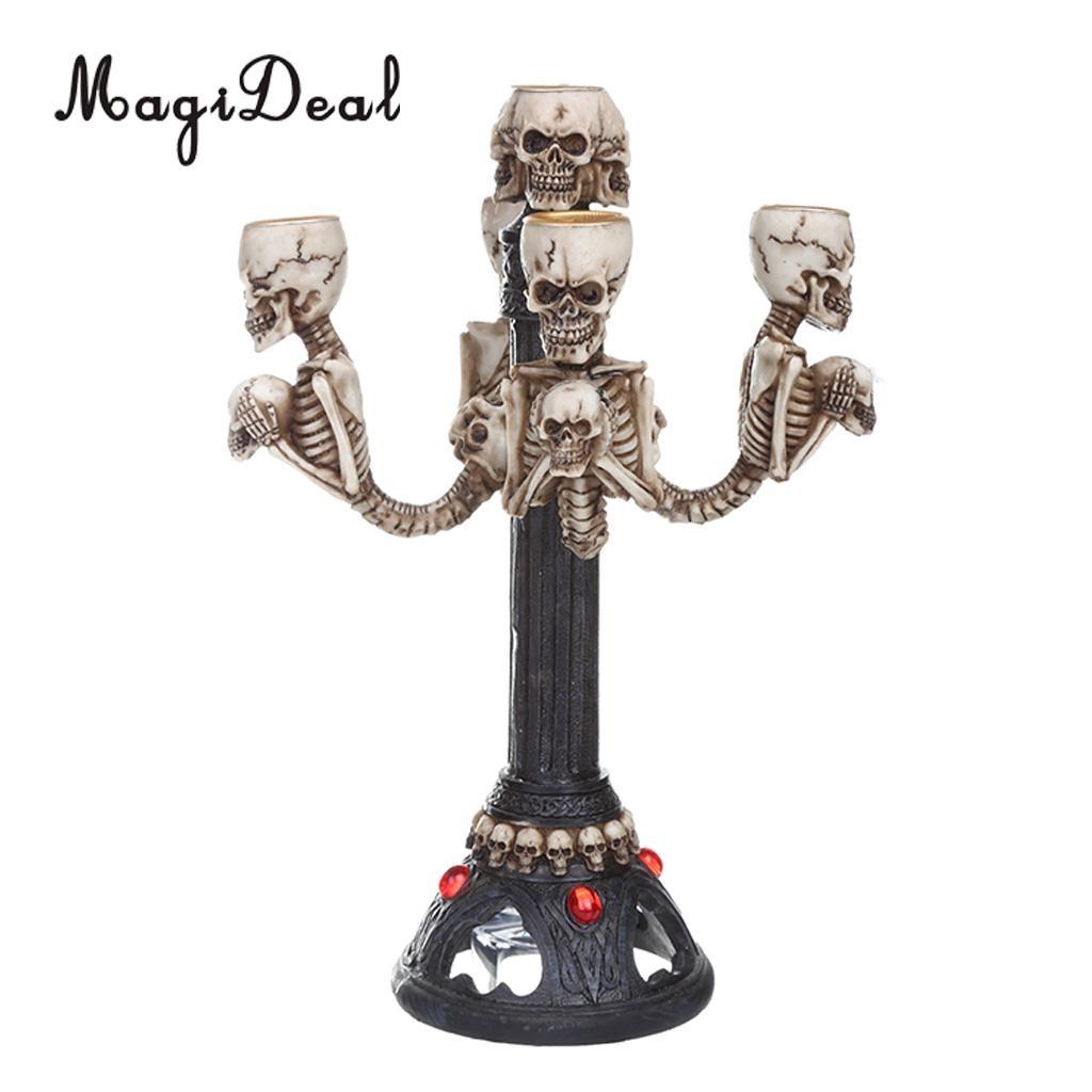Popular Gothic Candle Holders Buy Cheap