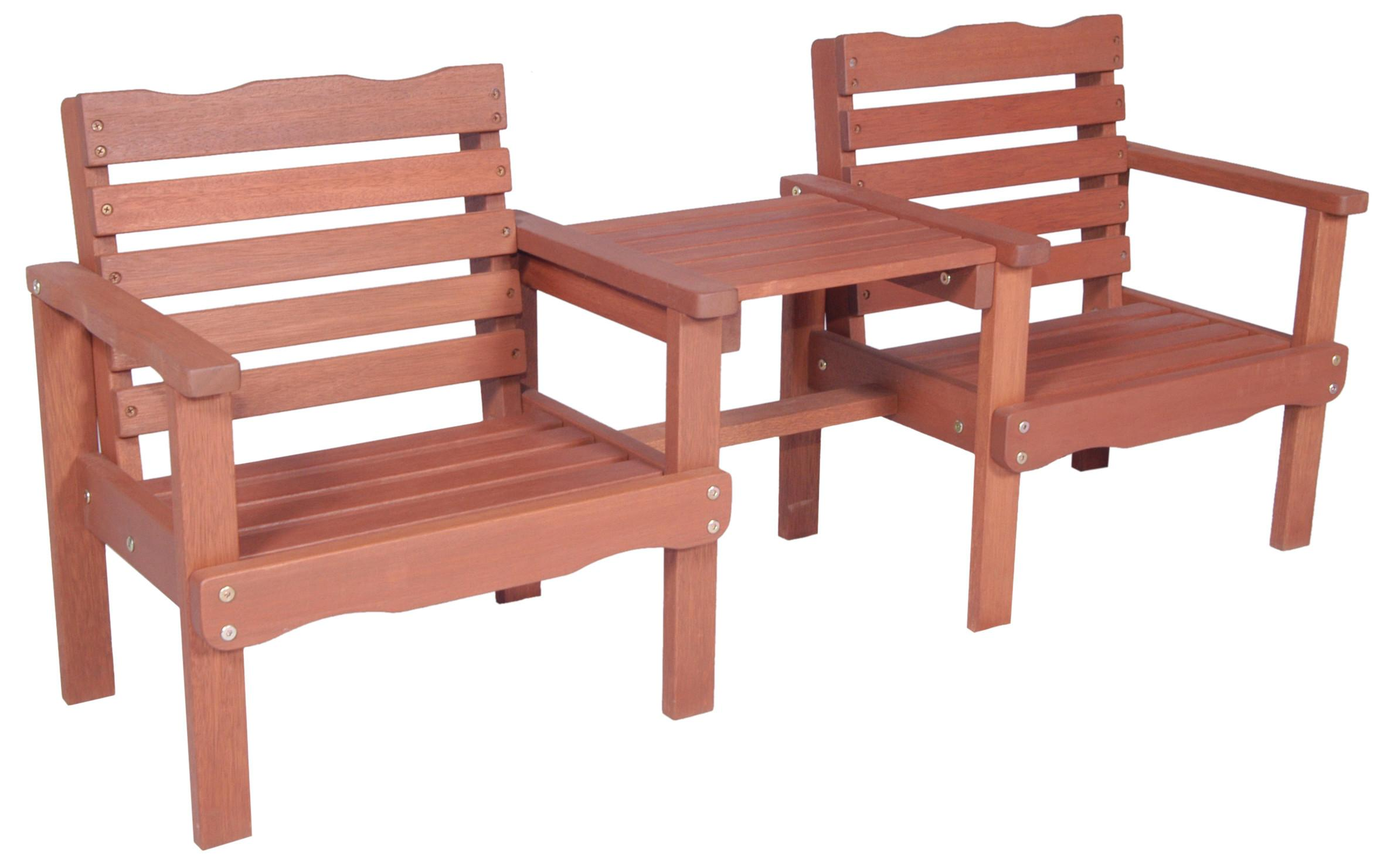 Popular Minimalist Outdoor Dining Sets Square Wooden Table