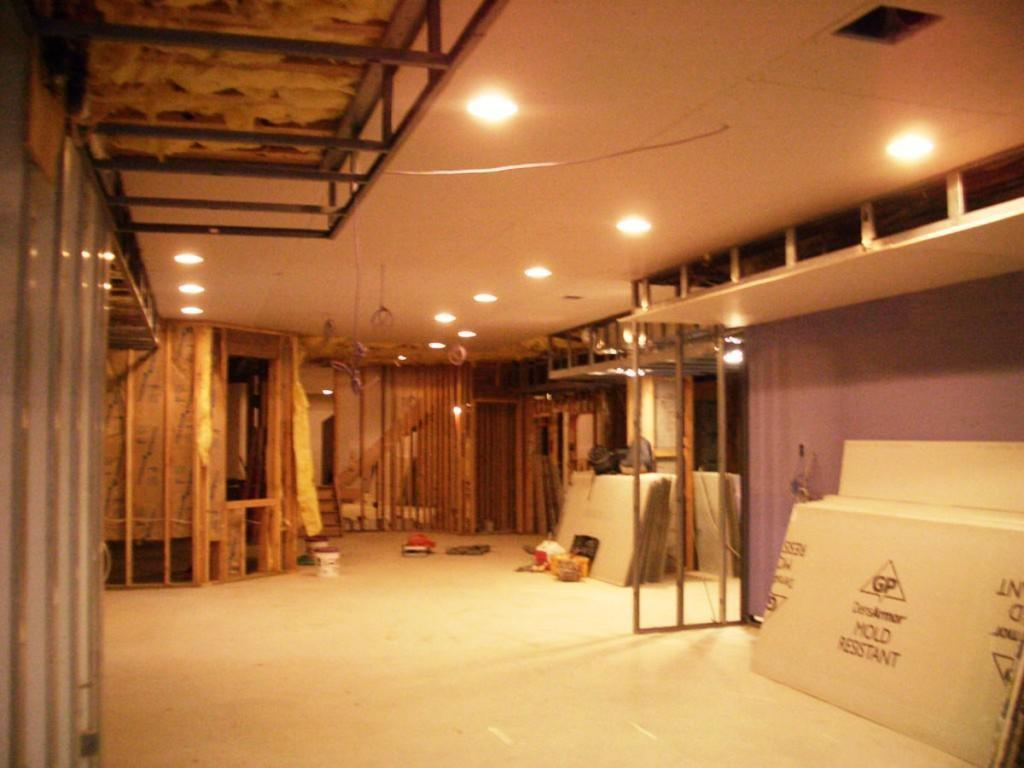 Popular Options Basement Ceiling Ideas Midcityeast