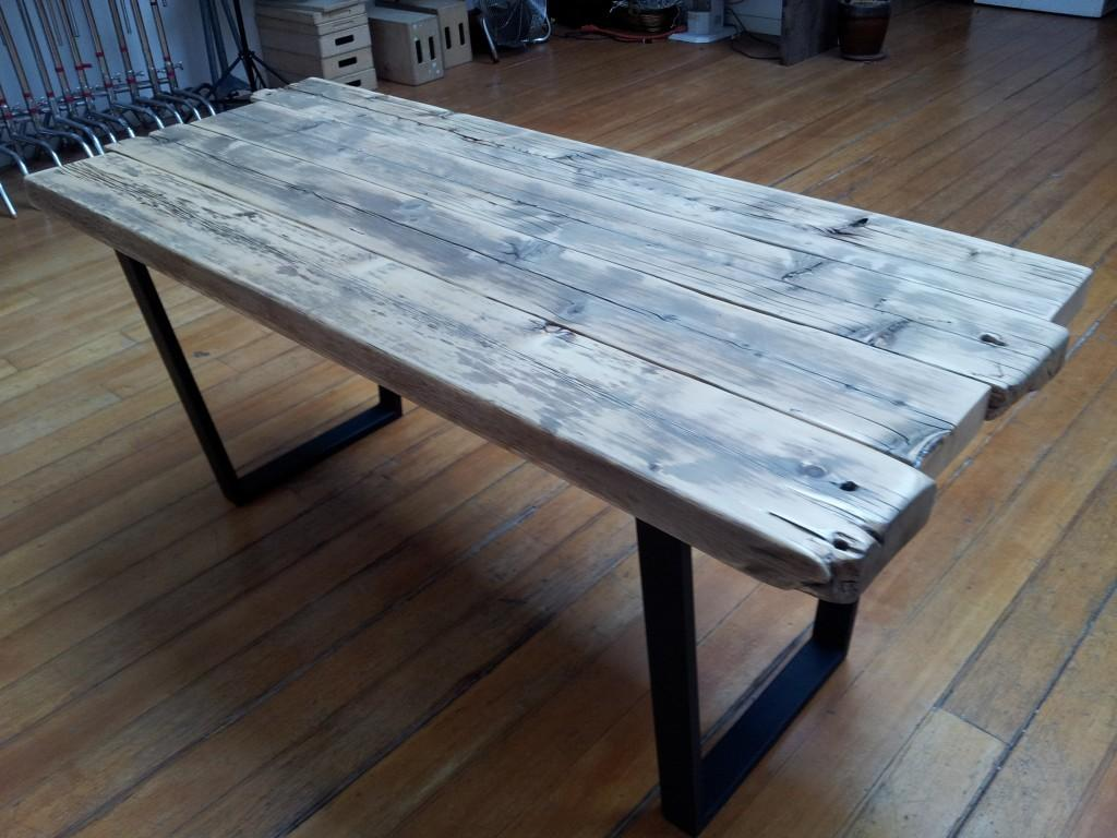 Popular Reclaimed Wood Office Desk Perfect