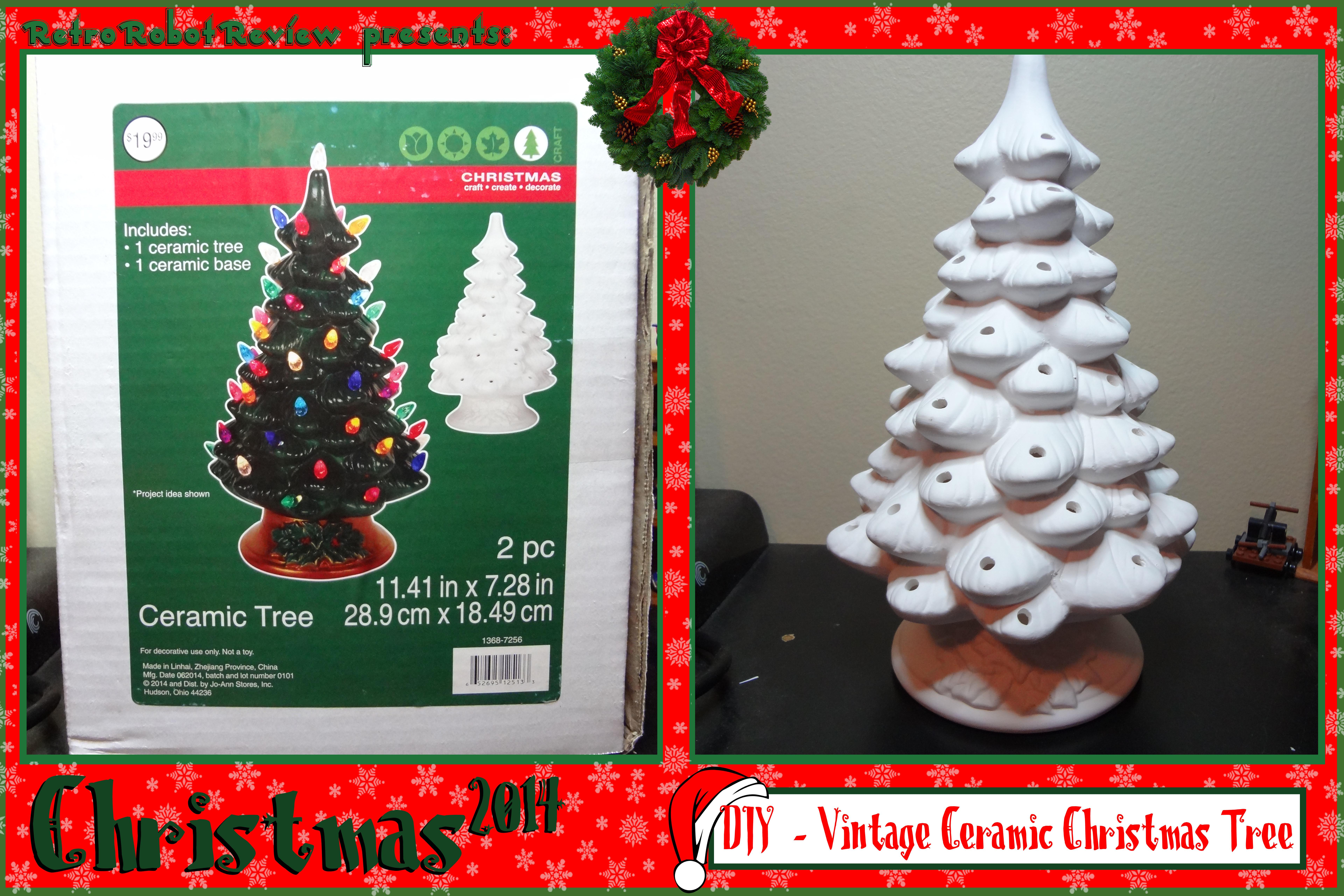 Porcelain Christmas Tree Replacement Lights Home Design