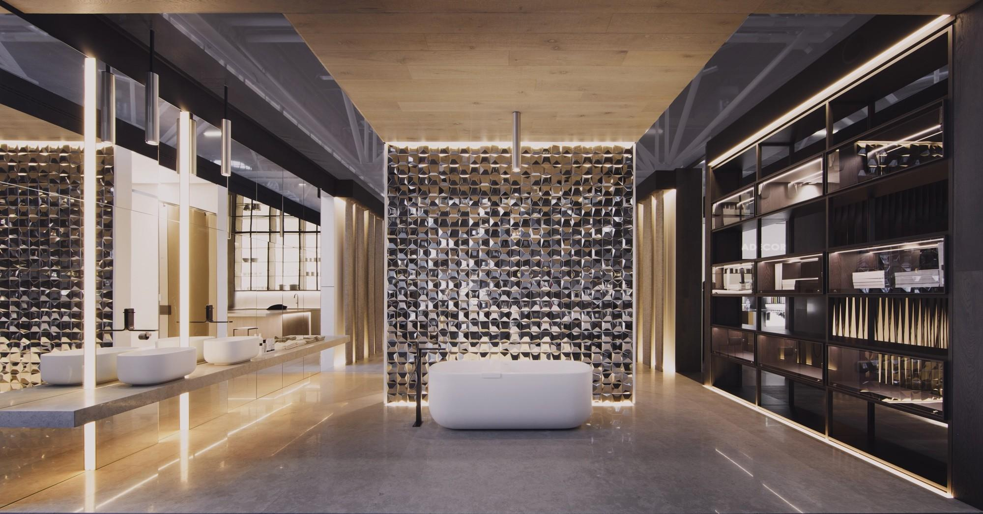 Porcelanosa Group Presents Its Latest Innovations