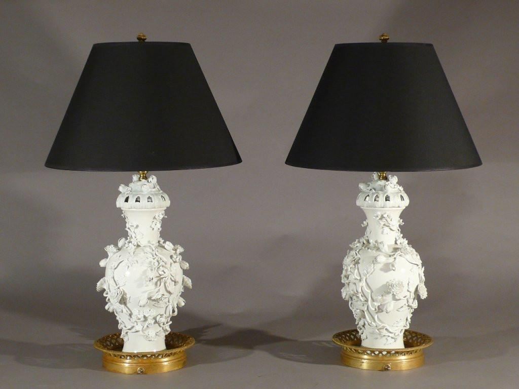 Porcelin Table Lamps Lighting Furniture Design