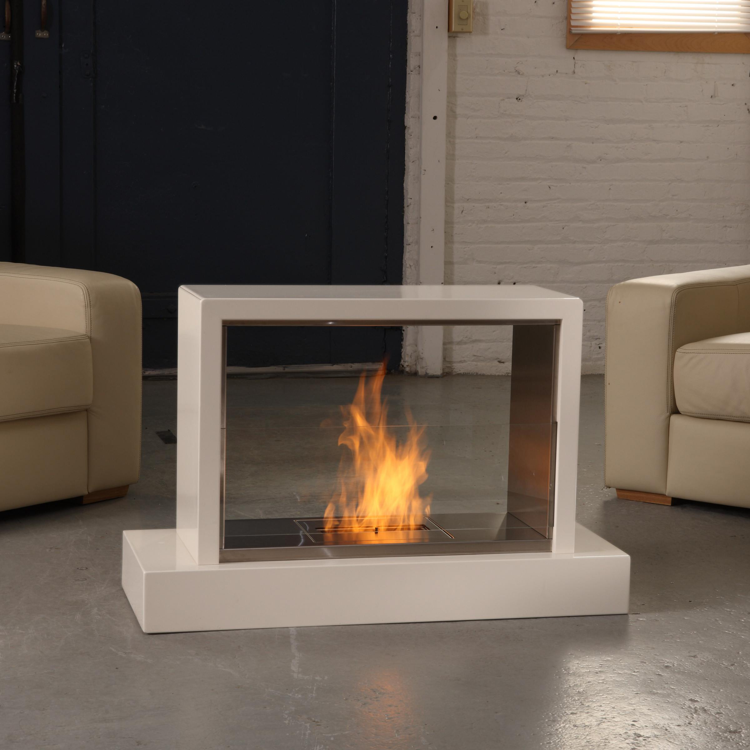 Portable Electric Fireplace Indoor Design Ideas