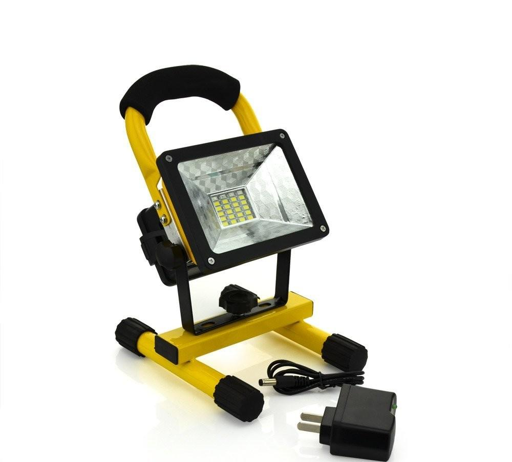 Portable Ip65 24led 30w Flood Light Waterproof Spotlights