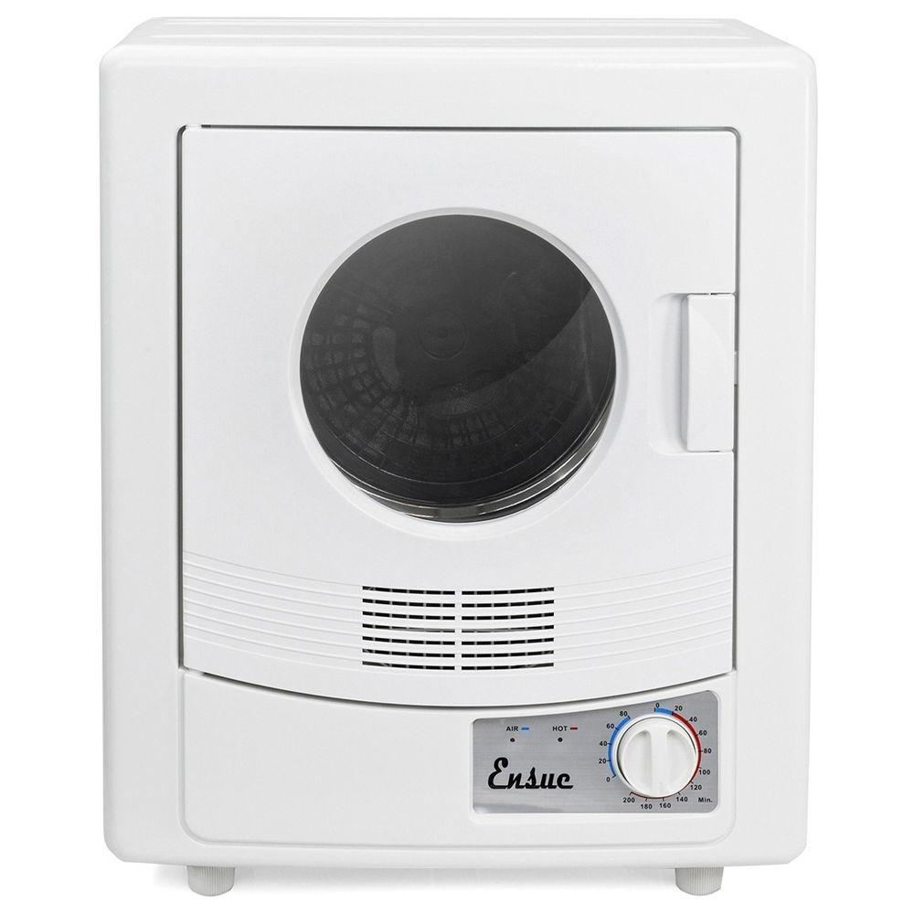 Portable Stainless Steel Tumble Dryer Home Apartment