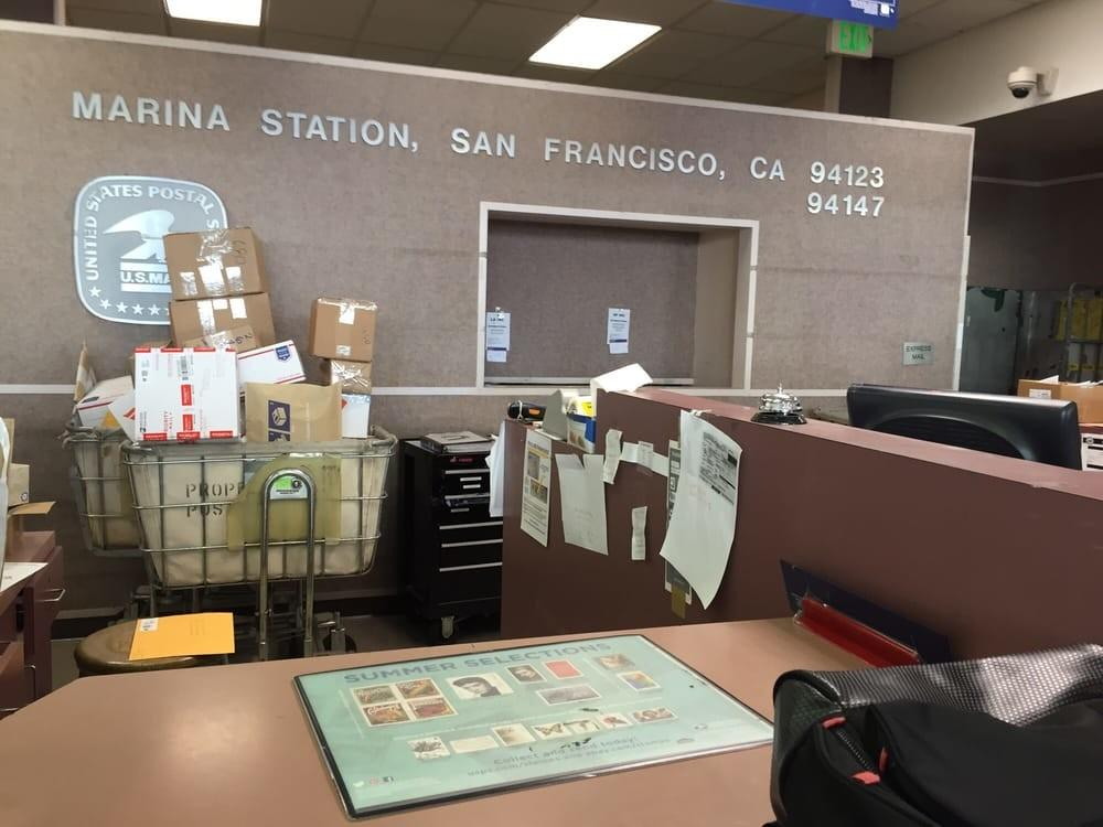 Post Office Offices Marina Cow Hollow San