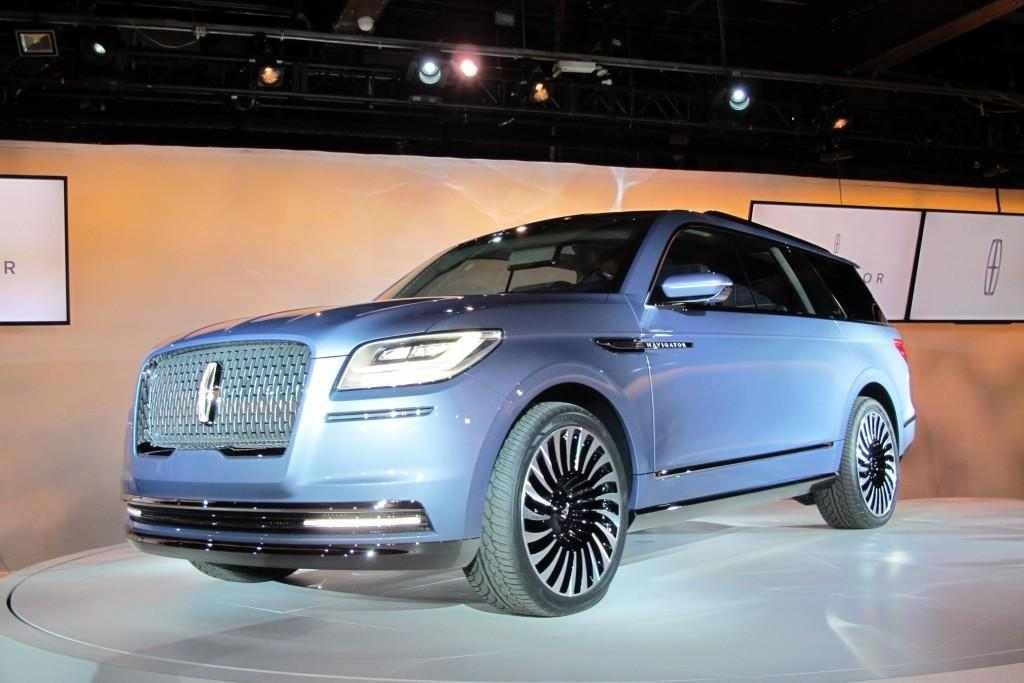 Posts 2016 Lincoln Navigator Concept Release Date 2017