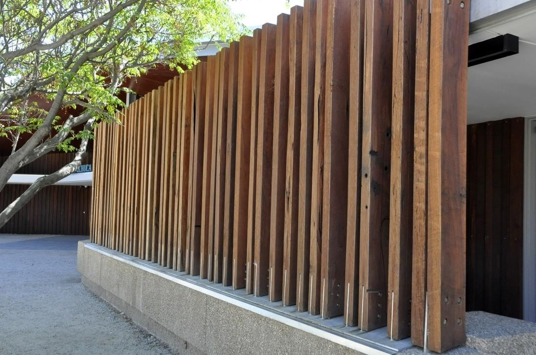 Posts Screens Recycled Timber Nullarbor