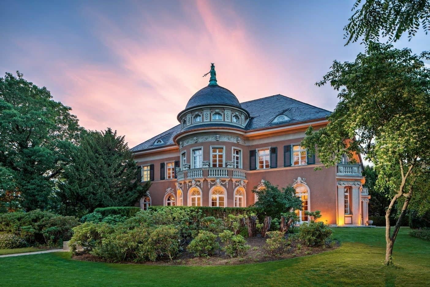 Potsdam Historic Villa Kampffmeyer Now Sale