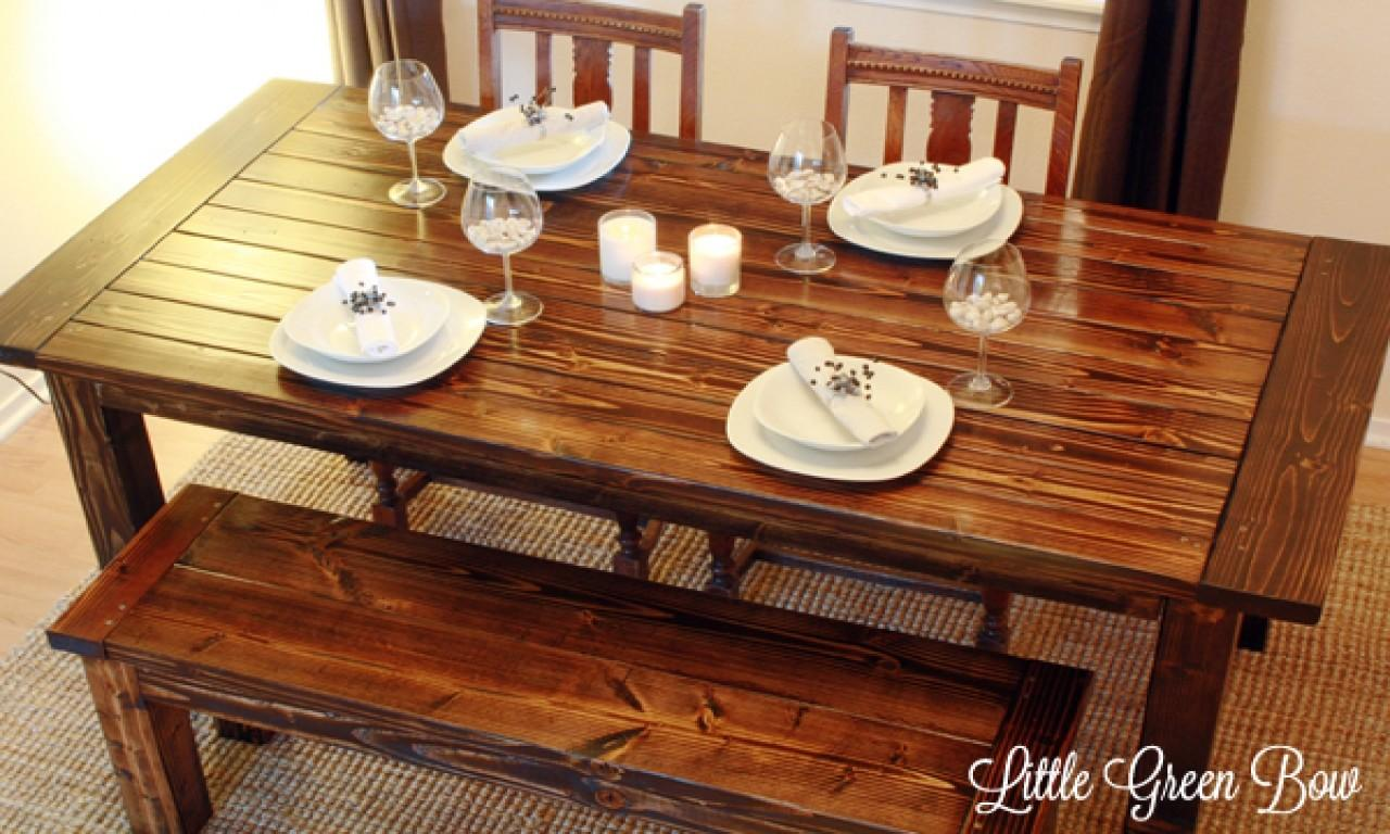 35 Fabulous Diy Pallet Dining Tables That Might Serve You As Inspiration Beautiful Decoratorist