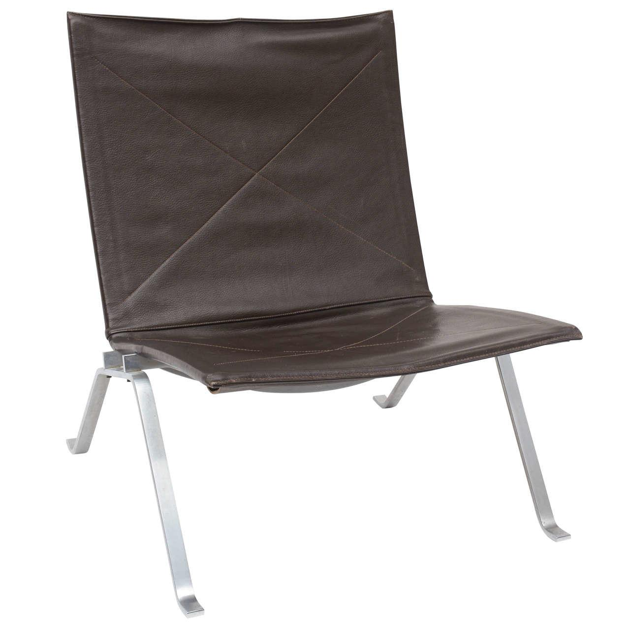 Poul Kjaerholm Lounge Chair 1stdibs