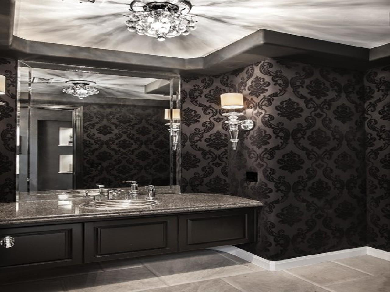 Powder Room Orange County Coast Interior Design Designs