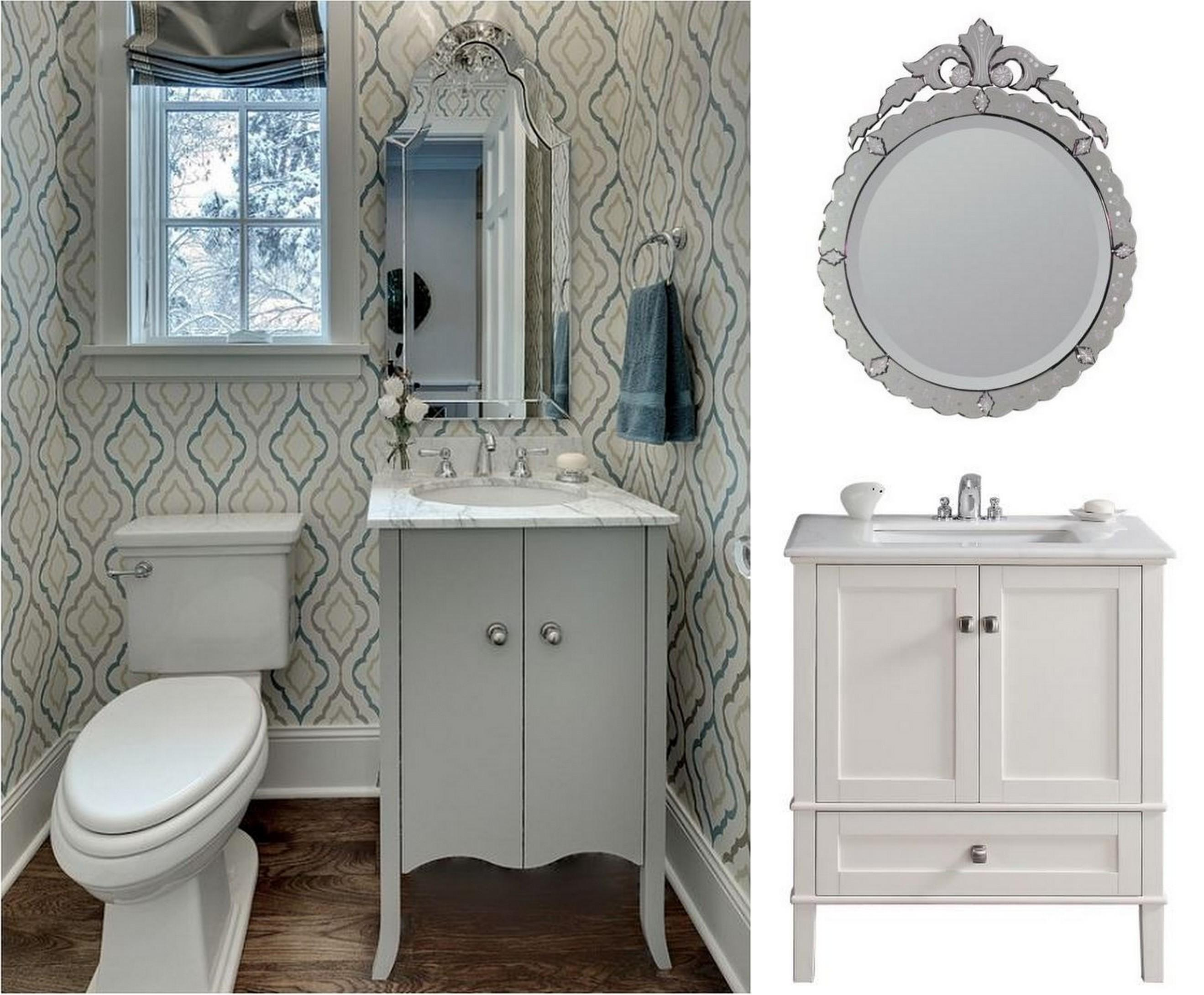 Powder Room Vanity Cabinets Vanities Info