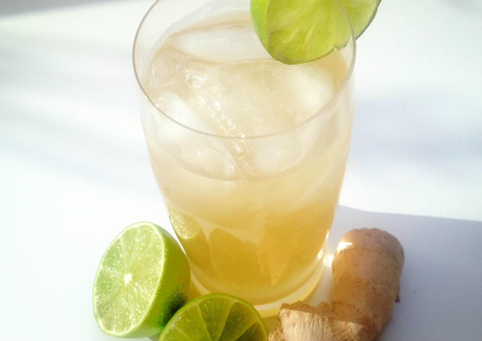 Powerful Homemade Ginger Ale Recipe Minimizing Migraines