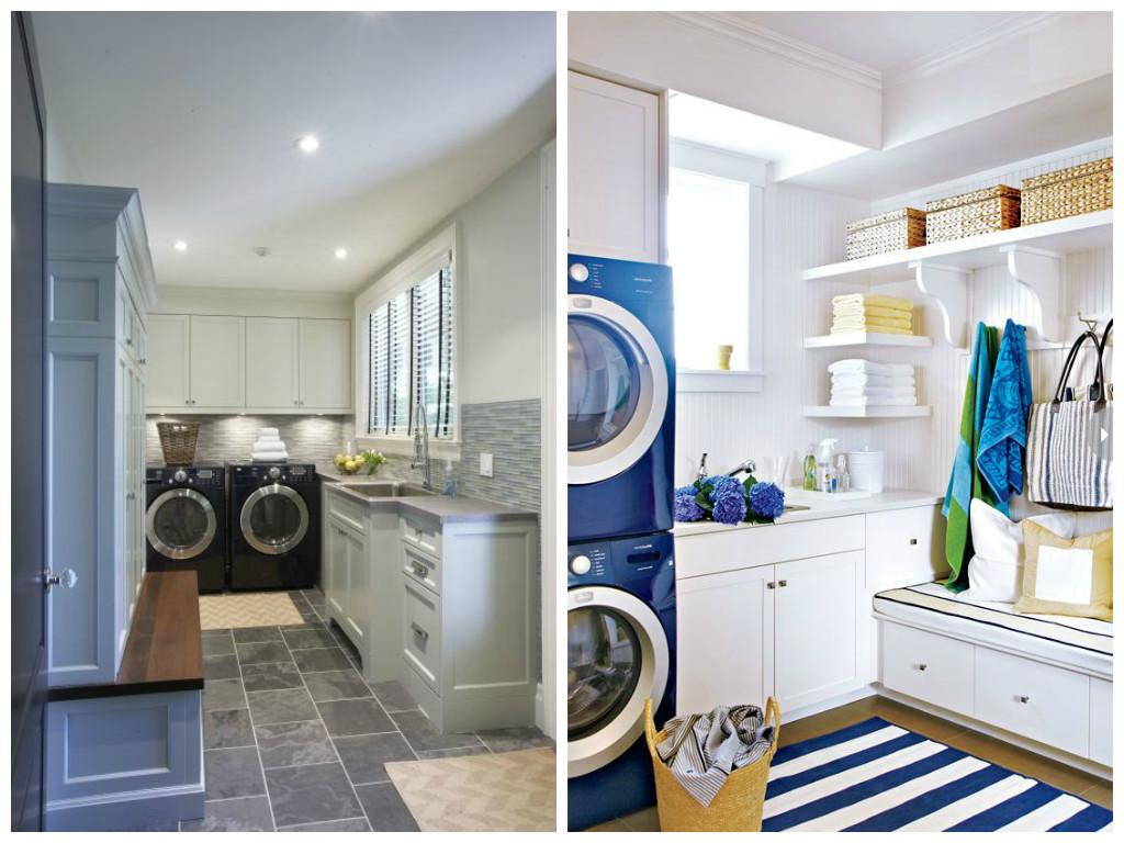 Practical Ideas Laundry Room Drummond House